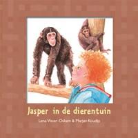 Jasper in de dierentuin (Hardcover)