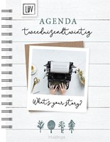 LUV Agenda (Boek)