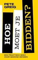 Boek over bidden (Paperback)