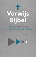 Bijbel met verwijsteksten (Leer/Luxe gebonden)