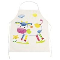 Keukenschort kinderen, 6st (Canvas)
