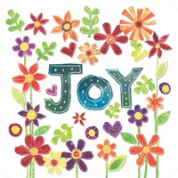 Onderzetter: Joy (Cadeauproducten)