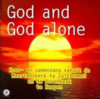 God and God alone (Cadeauproducten)