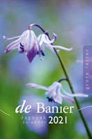 Banier Dagboekkalender 2021 (grote letter) (Paperback)