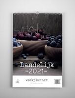 Landelijk weekplanner 2021 (Kalender)