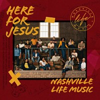 Here For Jesus (CD)