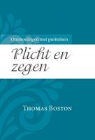 Plicht en zegen (Paperback)