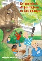 De boomhut, de buurttuin en het raadsel (Hardcover)
