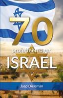 70 profetieën over Israël (Paperback)