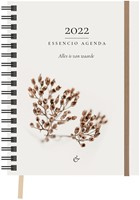 Essencio Agenda 2022 groot (Ringband)