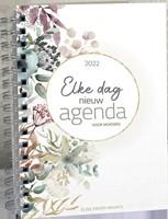 Elke dag nieuw agenda 2022 (Ringband)