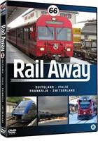 Rail Away 66 (Duitsland/Italie/Frankrijk (DVD-rom)