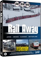 Rail Away 58 / 59 / 60