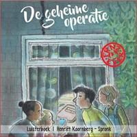De geheime operatie (luisterboek) (CD)