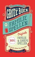 Het Grote Boek met Familiespellen (Hardcover)