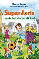 SuperJoris en de bal die de hik had (Hardcover)