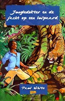 Jungle dokter en de jacht op een luipaard (Boek)