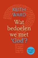 Wat bedoelen we met 'God'? (Boek)