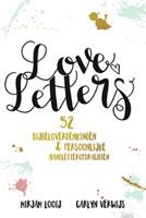 Loveletters handletteren (Paperback)