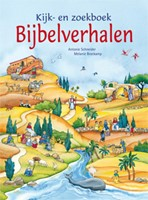 Kijk- en zoekboek Bijbelverhalen (Hardcover)