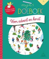Mijn doeboek voor advent en kerst (7+) (Boek)