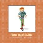 Jasper speelt buiten (Hardcover)