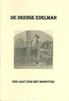 De Deense edelman (Boek)