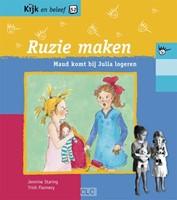 Maud komt bij Julia logeren (Hardcover)