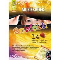 Ontdekt! - muziekboek