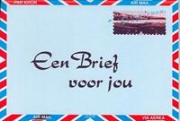 Brief voor je