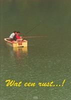 Wat een rust (Boek)