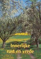 Innerlijke rust en vrede (Boek)