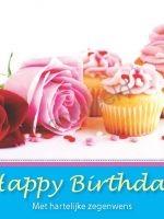 Happy birthday! (Boek)