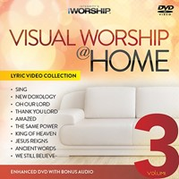 Iworship @home vol.3 (DVD-rom)