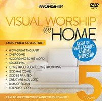 Iworship @home vol.5 (DVD-rom)