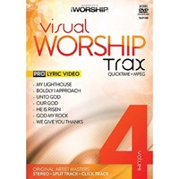 Visual worship trax vol 4 (DVD-rom)