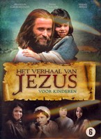 Het Verhaal Van Jezus voor kinderen (DVD)