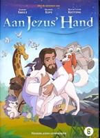 Aan Jezus' Hand