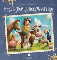 Oma Kniertje koopt een koe (Hardcover)