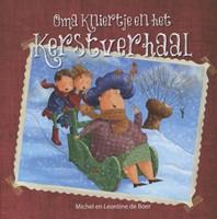 Oma Kniertje en het kerstverhaal (Hardcover)
