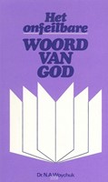 Onfeilbare woord van god (Boek)