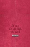 Limited edition Bijbel (HSV) met Psalmen en formulieren - rood