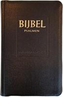 Micro Statenvertaling Psalmen 12 gezangen zwart kunstleer goudsne (Hardcover)