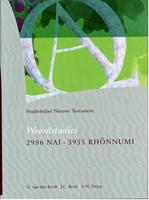 Woordstudies 2986 Nai - 3955 Rhonnumi