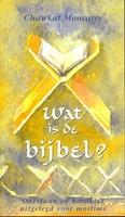 Wat is de Bijbel?