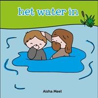 Het water in