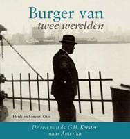 Burger van twee werelden (Hardcover)