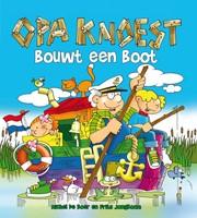 Opa Knoest bouwt een boot (Hardcover)