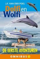 Dolfi en Wolfi (Omnibus 1)