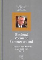 Bindend - vormend - samenwerkend (Hardcover)